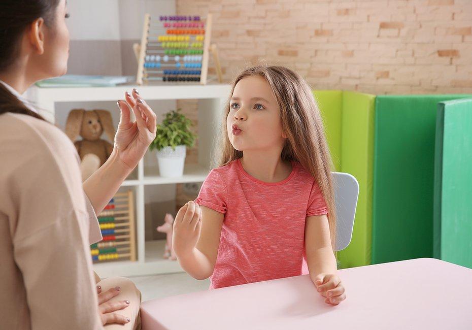 Консултации с Детски психолог или Логопед